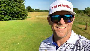 Mike Tindall darf sich freuen: Er kann wieder Golf spielen