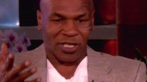 Lustiges Video! Mike Tyson rastet in Talkshow aus