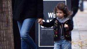 Was? Mila Kunis' Tochter Wyatt (3) trinkt jede Woche Wein!