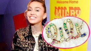 Liams 1. Geschenk zu Mileys 25.: Das bedeutet diese Kette!