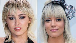 Mit Miley Cyrus auf Tour: Sängerin Lily Allen nahm Drogen