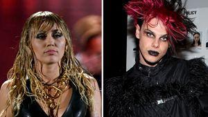 Ziemlich vertraut! Datet Miley Cyrus jetzt etwa Yungblud?