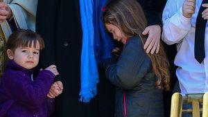 Hoffmans (✝46) Kinder weinen um ihren Papa