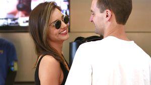 Liebes-Fotos: Miranda Kerr turtelt mit Freund Evan Spiegel