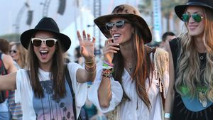 Style-Highlights! Die coolsten Festival-Looks 2013