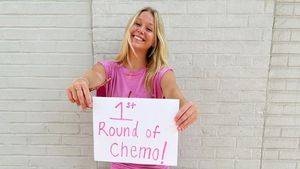 Nach Brustkrebsdiagnose: Miranda McKeon (19) startet Chemo