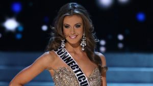 Miss Connecticut ist Miss USA