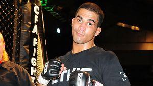 Mixed Martial Arts Kämpfer Jordan Parsons