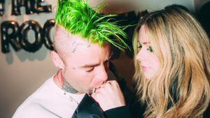 Avril Lavigne feiert 34. Geburtstag ihres Freundes Mod Sun