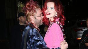 Wie süß! Bella Thorne kuschelt öffentlich mit Freund Mod Sun
