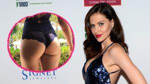 WOW! GNTM-Hana Nitsche begeistert mit sexy Knackpo!