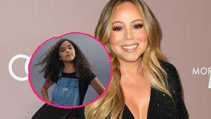 Mariah Careys Tochter Monroe (10) ergattert ersten Modeljob