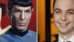 Big Bang Theory-Sheldon trifft endlich sein Idol!