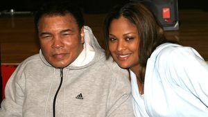 1. Reaktion: So betrauert Muhammad Alis Tochter seinen Tod