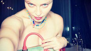 Nackt an Thanksgiving: Riesiger Shitstorm für Madonna