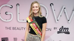 Einsatz: Neue Miss Germany will weiterhin Polizistin bleiben