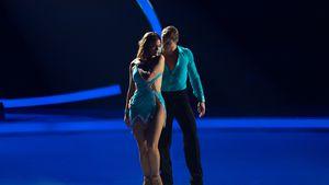 """""""Dancing on Ice""""-Flirt? Nadine Klein spricht über Gerüchte!"""