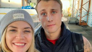 """Nach """"Dancing on Ice""""-Aus: Nadine & Niko genießen Abend"""