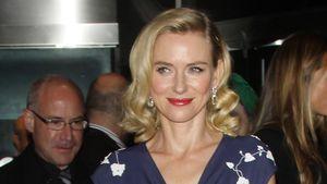 Naomi Watts: Zwei Söhne als beste Styling-Berater?