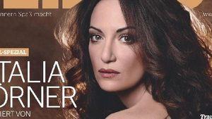 Verführerisch! Natalia Wörner nackt im Playboy!