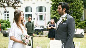 Nach Amrei Haardts Hochzeit: Auch ihre AWZ-Rolle heiratet