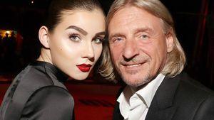 Verlobt mit Nathalie (21): Frank Otto (60) stört Alter nicht