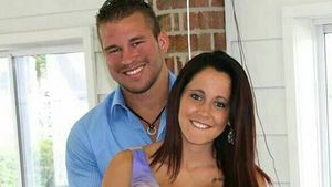 Nathan Griffith und Jenelle Evans