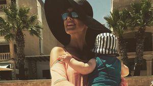 Nazan Eckes stolz: Ihr kleiner Ilyas wird schon 1 Jahr alt!