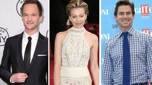 Neil Patrick Harris, Matt Bomer und Portia de Rossi