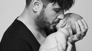 Tour-Baby: Nevios Tochter Luce ist ein echter Rockstar!