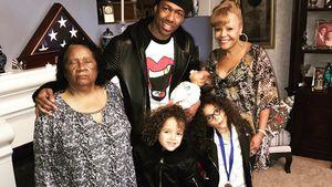 Süß! Nick Cannon stellt Mariahs Twins sein neues Baby vor