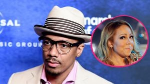 Nick Cannon und Mariah Carey