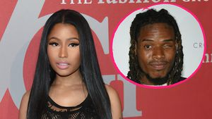 Nicki Minaj und Rapper Fetty Wap