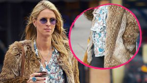 Nicky Hilton: Felliger Schwanger-Look in New York City