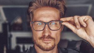 """""""Affenschwanzbart"""": Nico Schwanz zeigt sich mit neuem Look"""