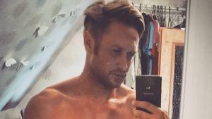 Nico Schwanz, deutsches Männermodel