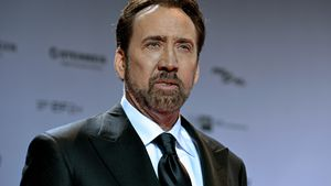 Nicolas Cage beim Deutschen Nachhaltigkeitspreis 2016 in Düsseldorf