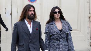Monica Bellucci (54) zeigt ihren neuen Lover (36) in Paris