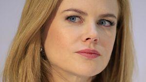 Nach Fremd-Geknutsche: Jetzt bezieht Nicole Kidman Stellung!
