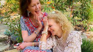 Süß! So nahe stehen sich Nicole Kidman und ihre Mutter