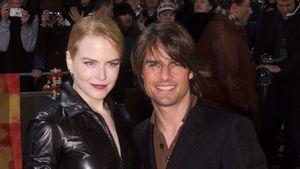 Nicole Kidman und Tom Cruise im Jahr 2000
