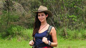 Nicole Mieth im Dschungelcamp