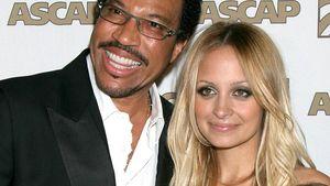 Nicole Richie und Lionel Richie