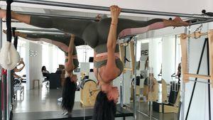 Heiße Verrenkung: Nicole Scherzinger zeigt knackigen Booty!