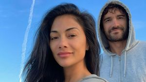Mucki-Duo: Nicole Scherzinger und ihr Thom sporteln zusammen