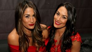 Nikki Bella und Brie Bella in NYC