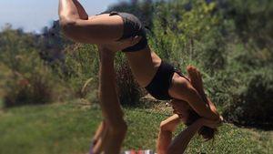 Kein Gramm Fett: Nikki Reed nach Schwangerschaft mega fit!