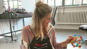 Multitasking: So wuppt Nina Bott den Alltag als Vierfachmama