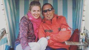 Throwbackbild: Ex-GZSZ-Star Nina Bott vermisst ihren Papa