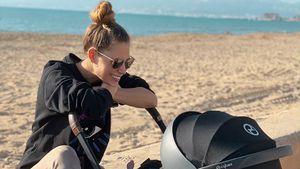 Body-Druck? Nina Noel fünf Wochen nach Geburt wieder schlank